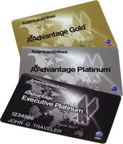 AAdvantage Cards